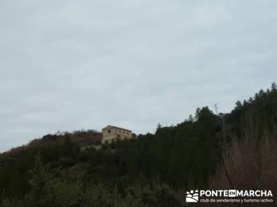 Monasterio de Bonaval - Cañón del Jarama - Senderismo Guadalajara; rutas leon senderismo